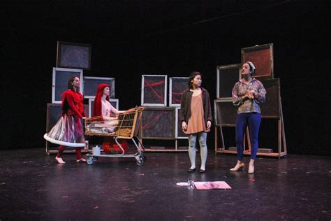 The Place One Act Play Annual One Act Play Contest Puts Student Work On Center Stage Whitman College