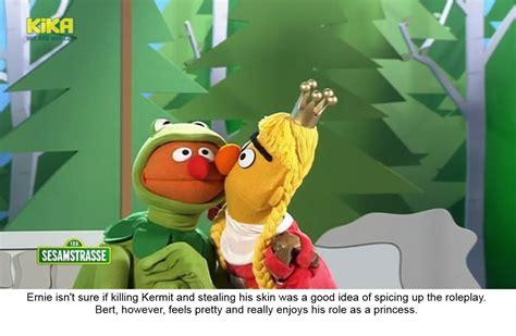 Sesame Street Memes - sesame street bert and ernie memes