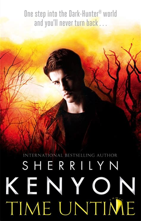 Time Untime Novels time untime by sherrilyn kenyon darkhunter