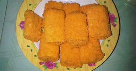 cara membuat roti tawar isi ragout resep kroket roti isi ragout ayam wortel oleh mama nadine
