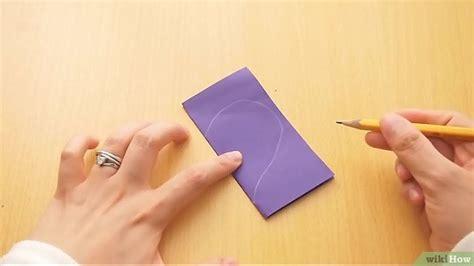 How To Make A Paper N - c 243 mo hacer un coraz 243 n de papel de forma sim 233 trica