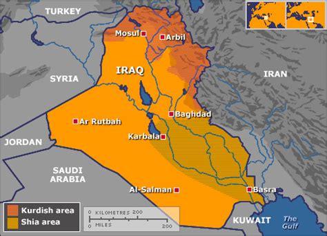 middle east map key news iraq key maps