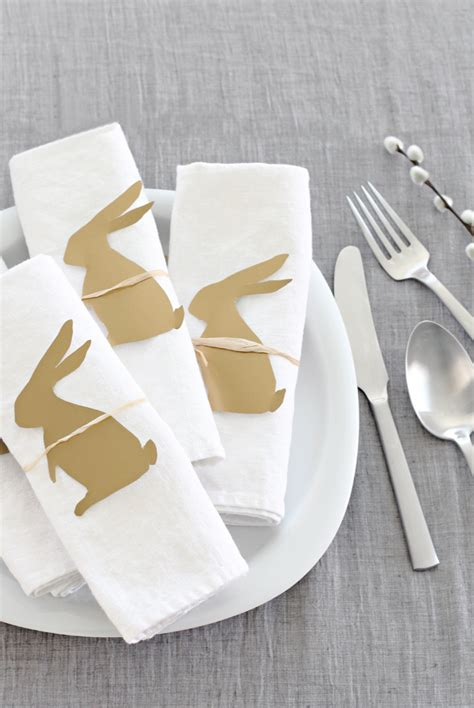 easter napkins easter table setting stylizimo