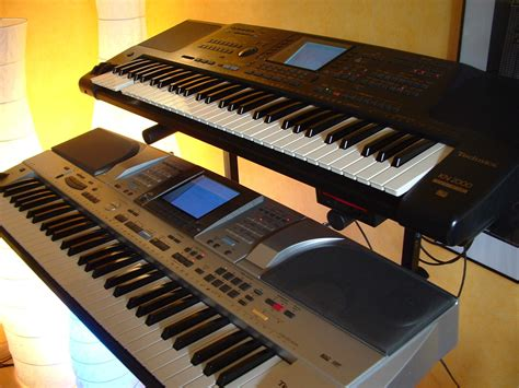 Keyboard Yamaha Kn technics sx kn2000 image 171601 audiofanzine