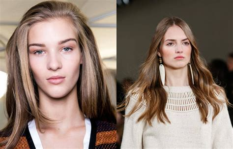 runway hair color bronde hair colors to fuse your two natures hairstyles