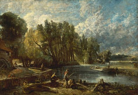 Landscape Artists Constable Free Photo Constable Landscape Free Image On