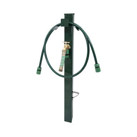 free standing garden hose hanger with faucet global sources
