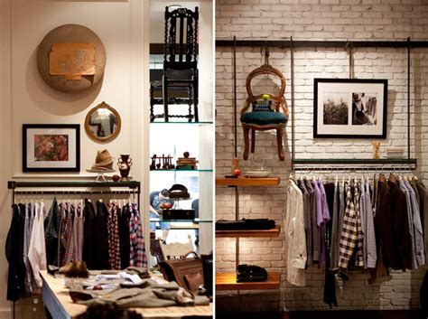 clothing store interior store design ideas