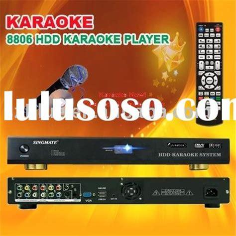 Hardisk Karaoke karaoke songs karaoke songs manufacturers in lulusoso page 1