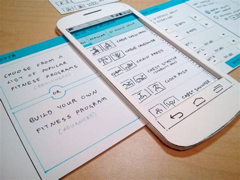How To Make A Paper Phone That Works - aaron brako interaction and user experience designer