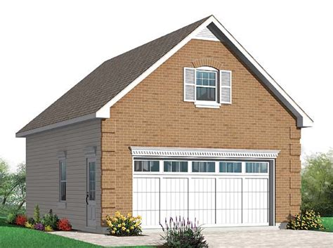 brick garage plans brick garage with space for two cars