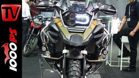 Leistungstuning Motorrad by Video Bmw R 1200 Gs Adventure 2014 Infos Zum Neuen Modell