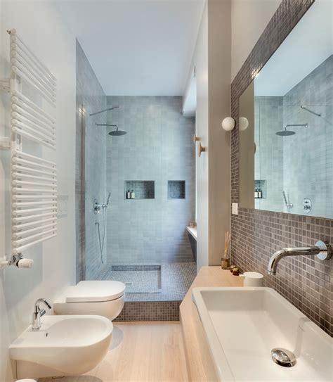bagni casa casa tirreno contemporaneo stanza da bagno roma di