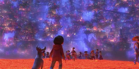 coco land of the dead coco disney releases full trailer for pixar movie