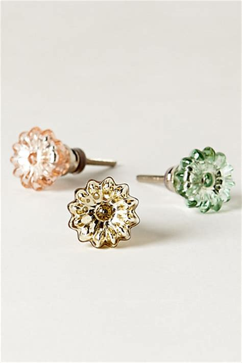 Anthropologie Knobs And Pulls by Knobs Pulls Glass Ceramic Cabinet Knobs
