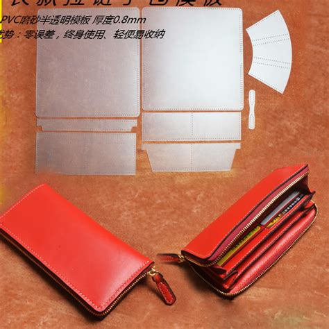 leather templates popular sewing pattern wallet buy cheap sewing pattern
