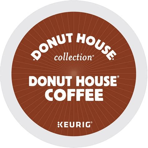 donut house donut house coffee k cup pods