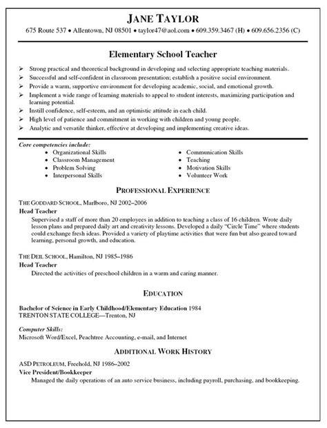 cover letter for teaching job fresher sample resume resume format