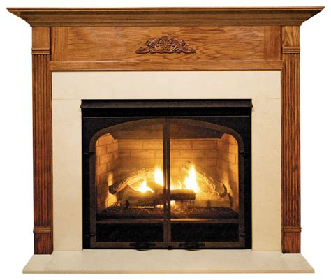 newport mdf primed white fireplace mantel surround 36