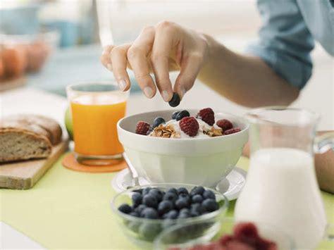 rekomendasi makanan berbahan sereal  sehat