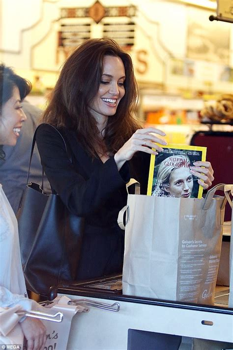 Look Chic While Grocery Shopping by Reads Magazine Covered By Goodall