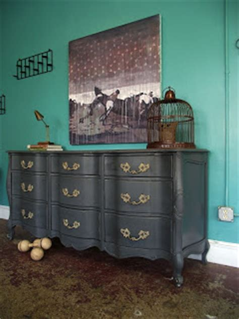 distressed antique green 3 drawer wood dresser vintage ground vintage curvy distressed pencil gray nine