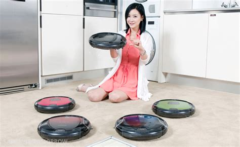 home cleaning robots cleaner robot so smart it introduces itself samsung