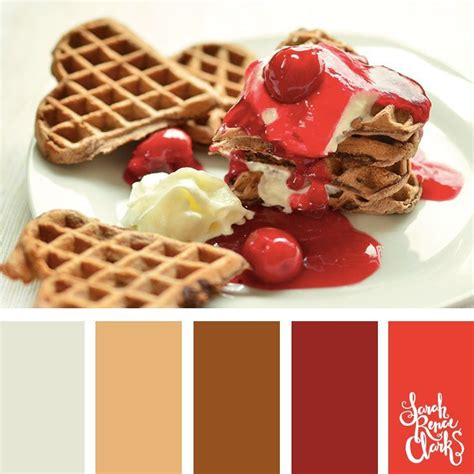 waffles color 102922 best color therapy images on colors