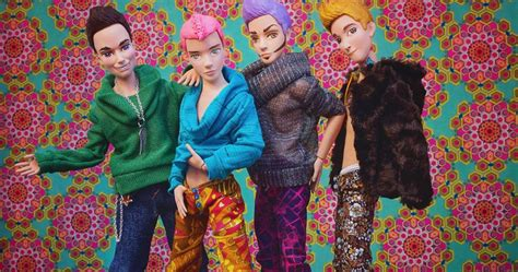 fashion doll 3d fashion doll maker creates new 3d printed line of boy