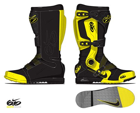 nike motocross boots price nike 6 0 motocross on behance