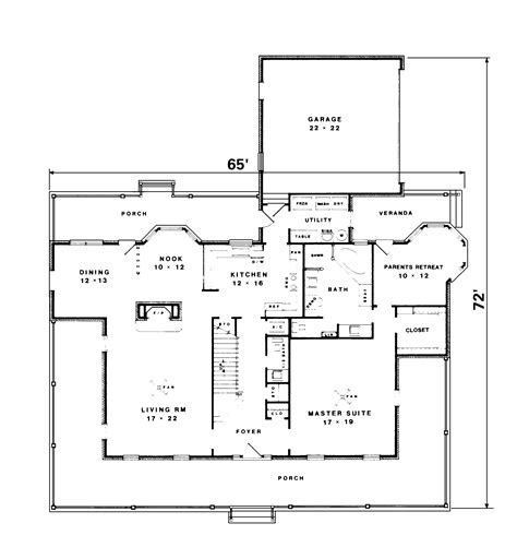 houseplans and more richborough country home plan 069d 0021 house plans and