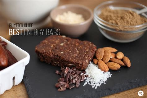 top energy bars ready for action the 9 best energy bars hiconsumption