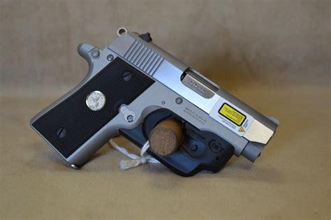 colt mustang pistol o6891tl colt mustang pocketlite w laser 380 acp