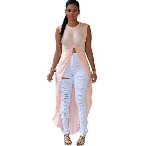 Limited Bilbao Dres Casual Dress Dress Slit 2016 summer style fashion dress high split maxi