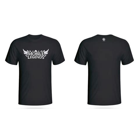 Tshirt Mobile Legend mobile legends t shirt