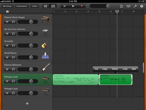garageband for tutorial setting up recording midi