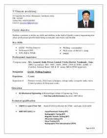 Welding Engineer Resume by Res Qaqc Welding Engineer 2