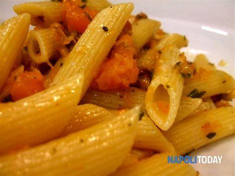 cucinare pasta e zucca ricetta pasta e zucca