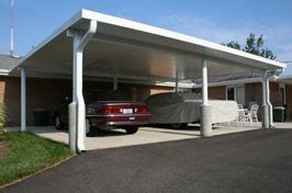 carports awnings dayton contractor