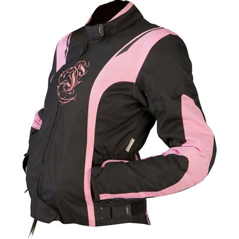 Parka Pink Mc T1310 armr moto jojo waterproof motorcycle womens