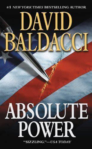 Novel Duda Ebook Best Seller Termurah poder absoluto baldacci david sinopsis libro rese 241 as criticas opiniones quelibroleo