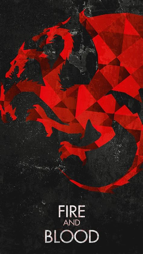 Wallpaper Android Game Of Thrones | fire and blood game of thrones house targaryen dragons