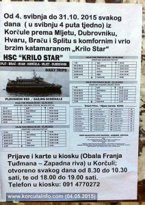catamaran ferry tickets ferry bus tickets photos korculainfo