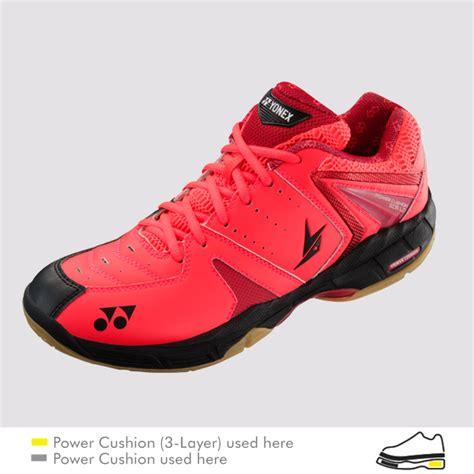 Sepatu Badminton Yonex Shb Sc 6 Ld Ex White Promo yonex shb sc6ex dan edition bright