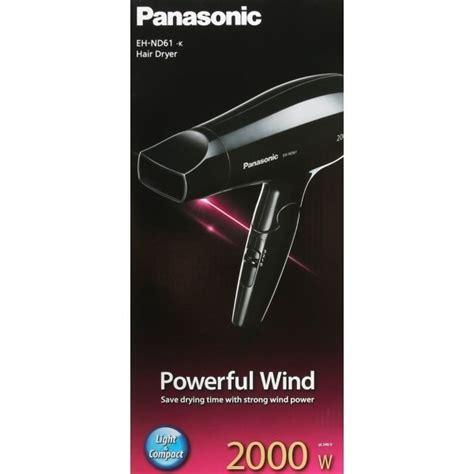 Hair Dryer Panasonic Eh Nd 61 Pengering Rambut Hairdrayer Hairdryer panasonic eh nd61 2000 watt hair dryer 220 volts 110220volts