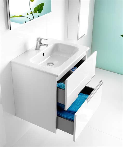 Roca Victoria N Unik Basin And Unit With 2 Drawers 700mm Roca Kitchen Sinks
