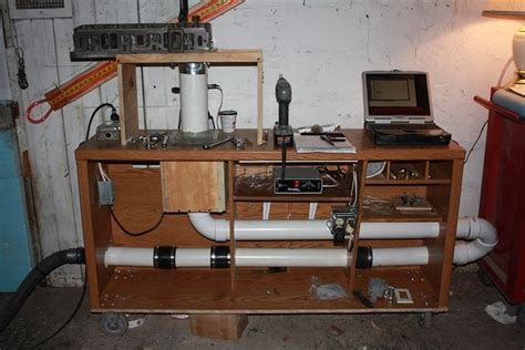 homemade flow bench homemade flow bench plans image mag