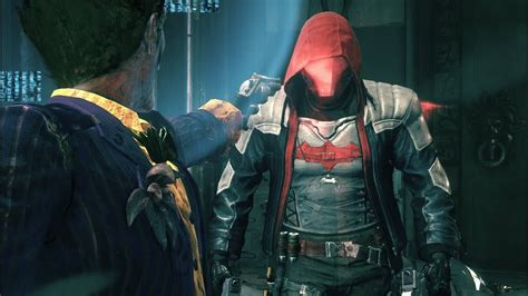 batman arkham knight mods red hood   joker youtube