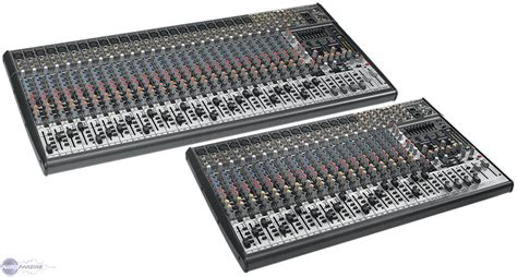 Mixer Behringer Eurodesk Sx3242fx user reviews behringer eurodesk sx3242fx audiofanzine