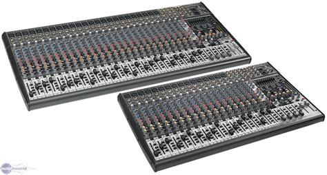 Mixer Behringer Sx3242fx user reviews behringer eurodesk sx3242fx audiofanzine